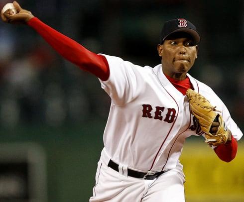 Devern Hansack | Red Sox | October 1, 2006