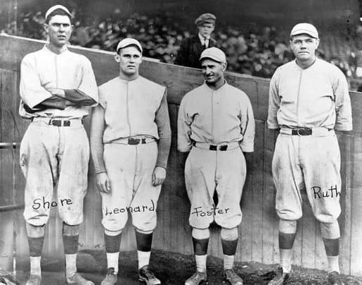 Ernie Shore | Red Sox | June 23, 1917