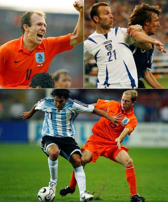2006 | Group C | Argentina/Netherlands/Ivory Coast/Serbia