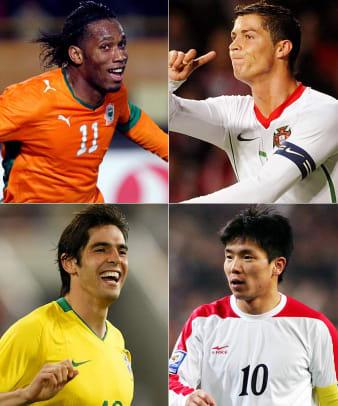 2010 | Group G | Brazil/North Korea/Ivory Coast/Portugal