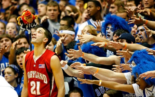 Maryland at Duke, Jan. 24