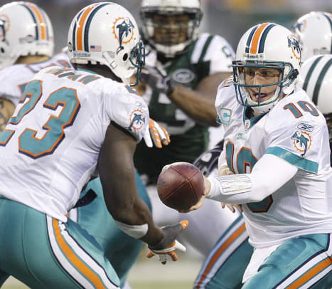 Dolphins 24, Jets 17