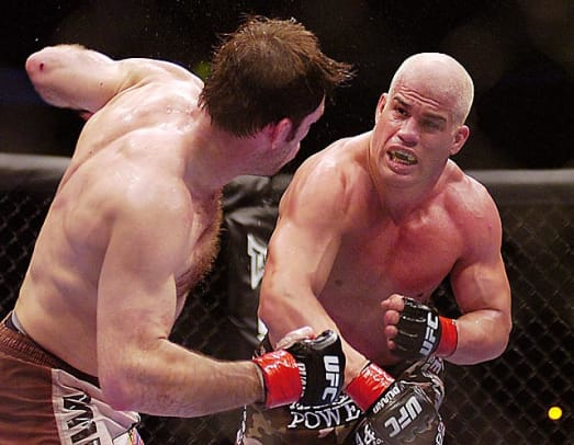 Most UFC Fights