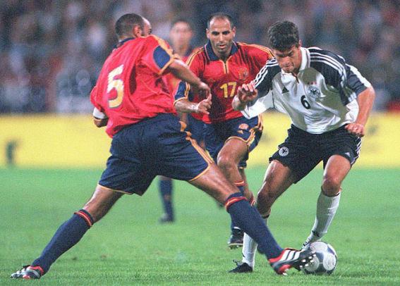 International Friendly (2000) | Germany 4, Spain 1