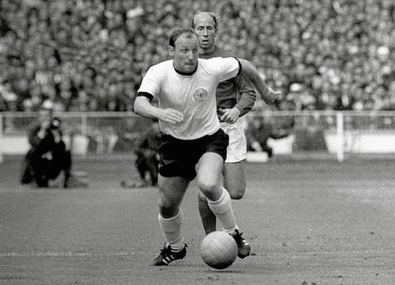 1966 World Cup | West Germany 2, Spain 1