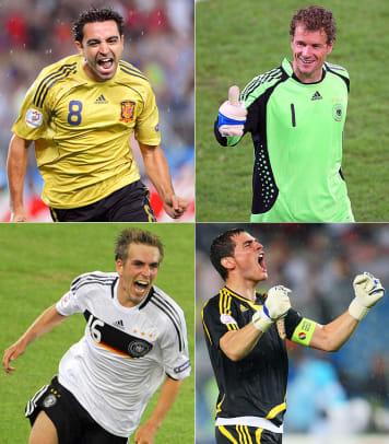 Euro 2008 | Germany vs. Spain