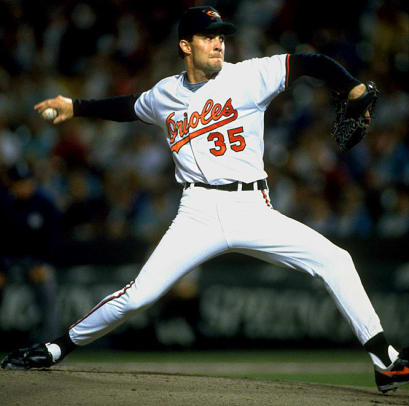 Mike Mussina <i>(drafted 20th by Orioles in '90)</i>