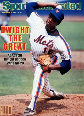 Dwight Gooden <i>(drafted fifth by Mets in '82)</i>