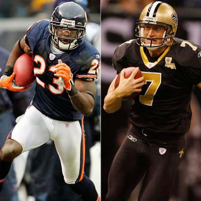 Devin Hester, PR, Bears vs. Steve Weatherford, P, Saints