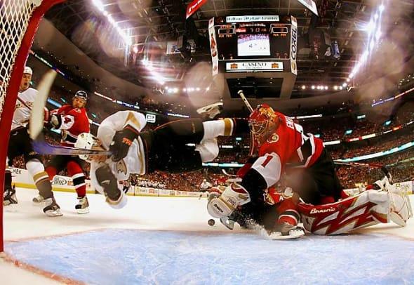 Game 4: Ducks 3, Senators 2