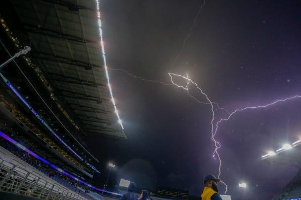 Husky Stadium Under Siege