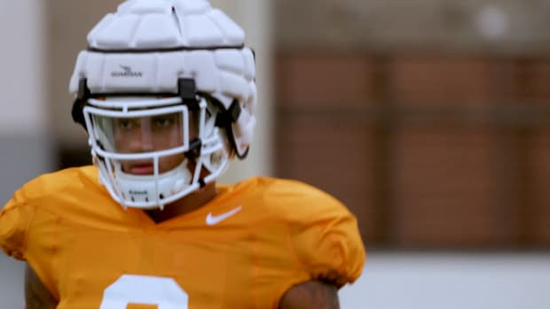 Highlights from Tennessee's Practice-Aug. 25th