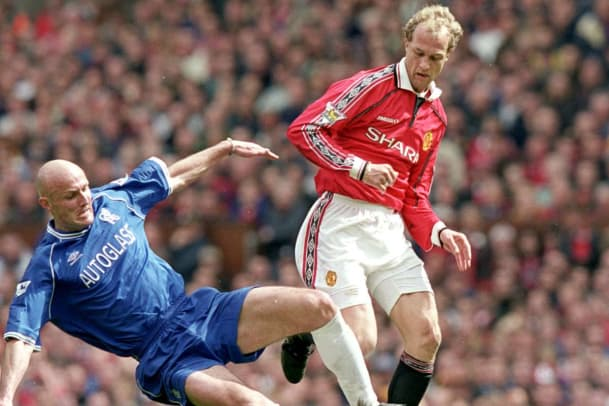 Cruyff vs Chelsea