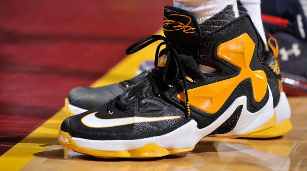 LeBron James Signature Sneakers