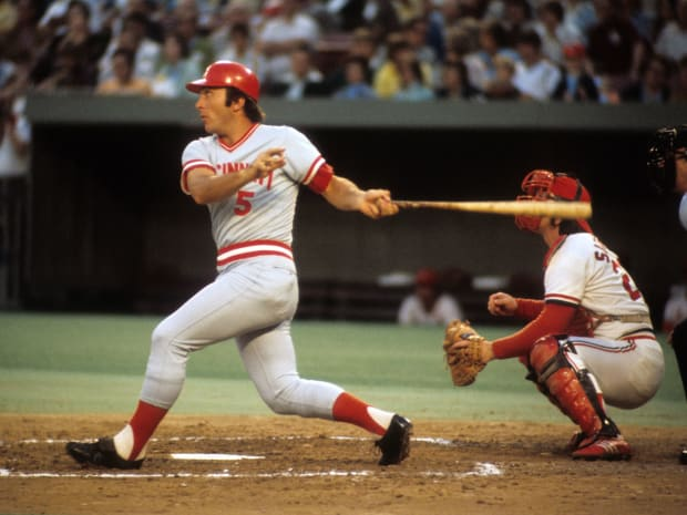 Johnny Bench Is Seeking A New Challenge At Age 70 Sports Illustrated