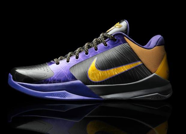 of Kobe Bryant's Signature Shoes