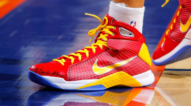 Stephen Curry Sneaker Timeline: His