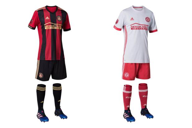 2017 MLS uniforms: Critiquing every