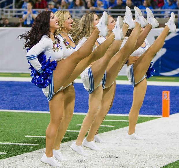 Nfl Cheerleaders Week 11 Si Com
