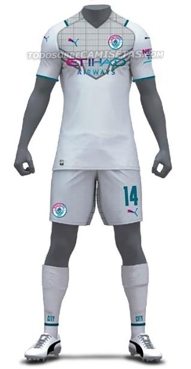 Leaked The 2021 2022 Man City Away Kit Sports Illustrated Manchester City News Analysis And More