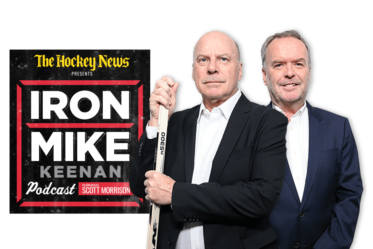 Iron Mike Keenan
