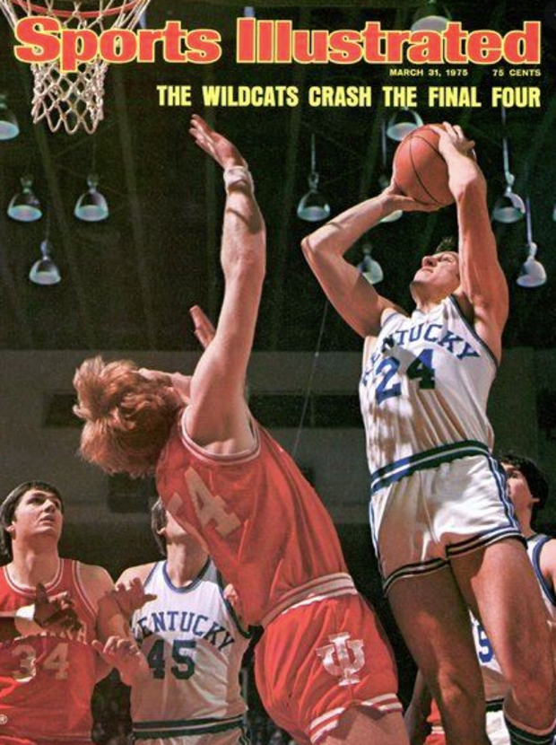 ON THIS DAY: In 1975, Kentucky Steals Indiana's Shot at History