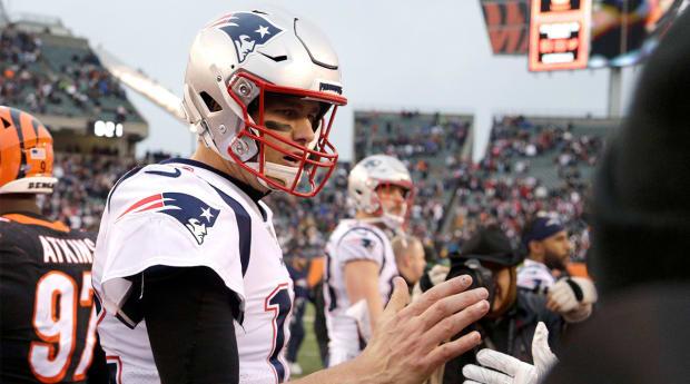 Tom Brady to send Joe Mixon jersey: Third-year RB was 'too scared ...