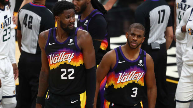 The Sky's the Limit for Deandre Ayton