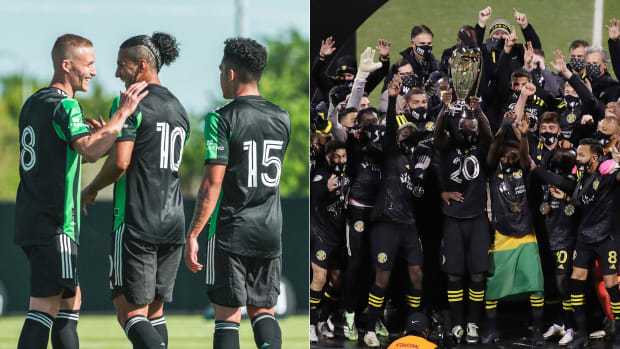 MLS's Parallel Paths in Columbus, Austin Both Lead to Heart of 2021 Season's Narrative