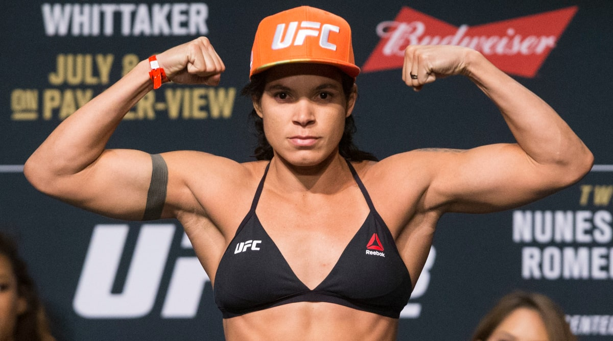 <label><a href='https://www.mvpboxing.com/news/mma/58170/Amanda-Nunes-Nina-Ansaroff-Welcome-First-Child' class='headline_anchor'>Amanda Nunes, Nina Ansaroff Welcome First Child</a></label><br />Ansaroff is currently the No. 5 fighter in the women's strawweight division.UFC fighters Amanda Nu