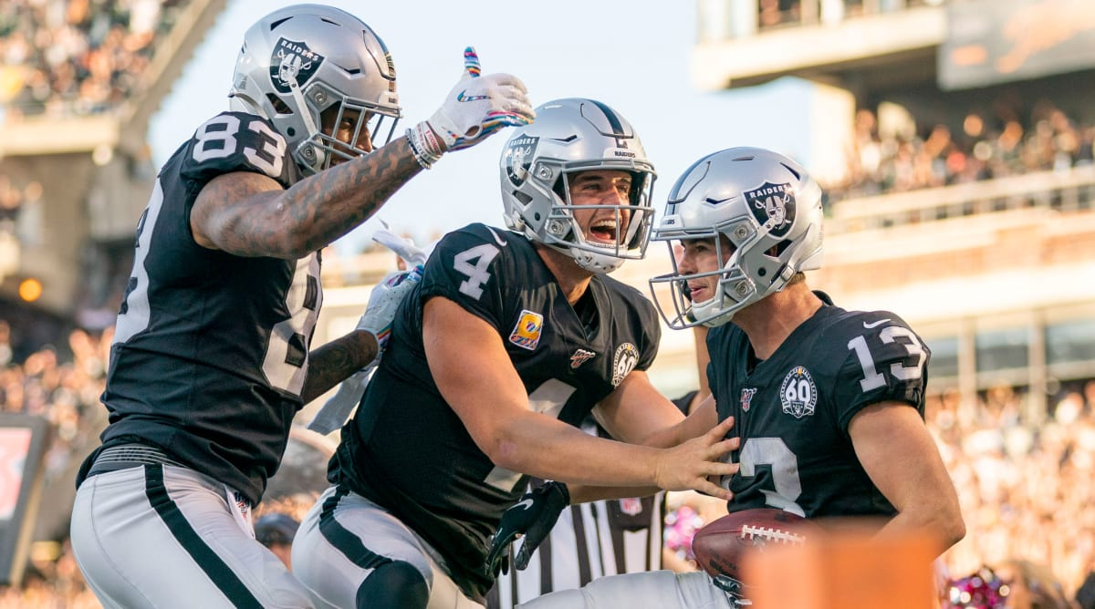 2021 Las Vegas Raiders Fantasy Team Outlook: Offensive Line Overhaul and Underachieving Receivers Cloud Immense Potential