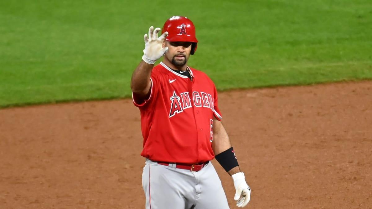 Pedro Martinez, Big Papi Unhappy With Angels' Releasing Albert Pujols