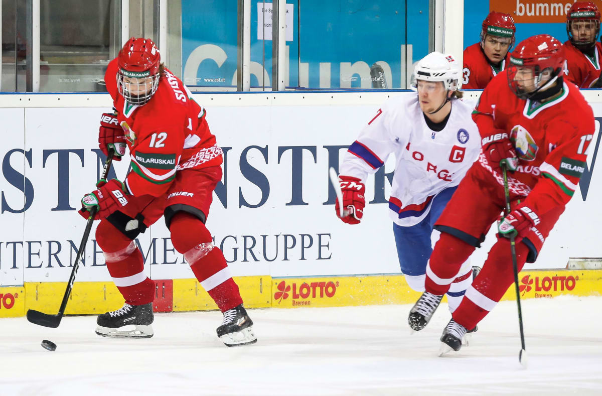 The Right Call: Belarus Loses Worlds