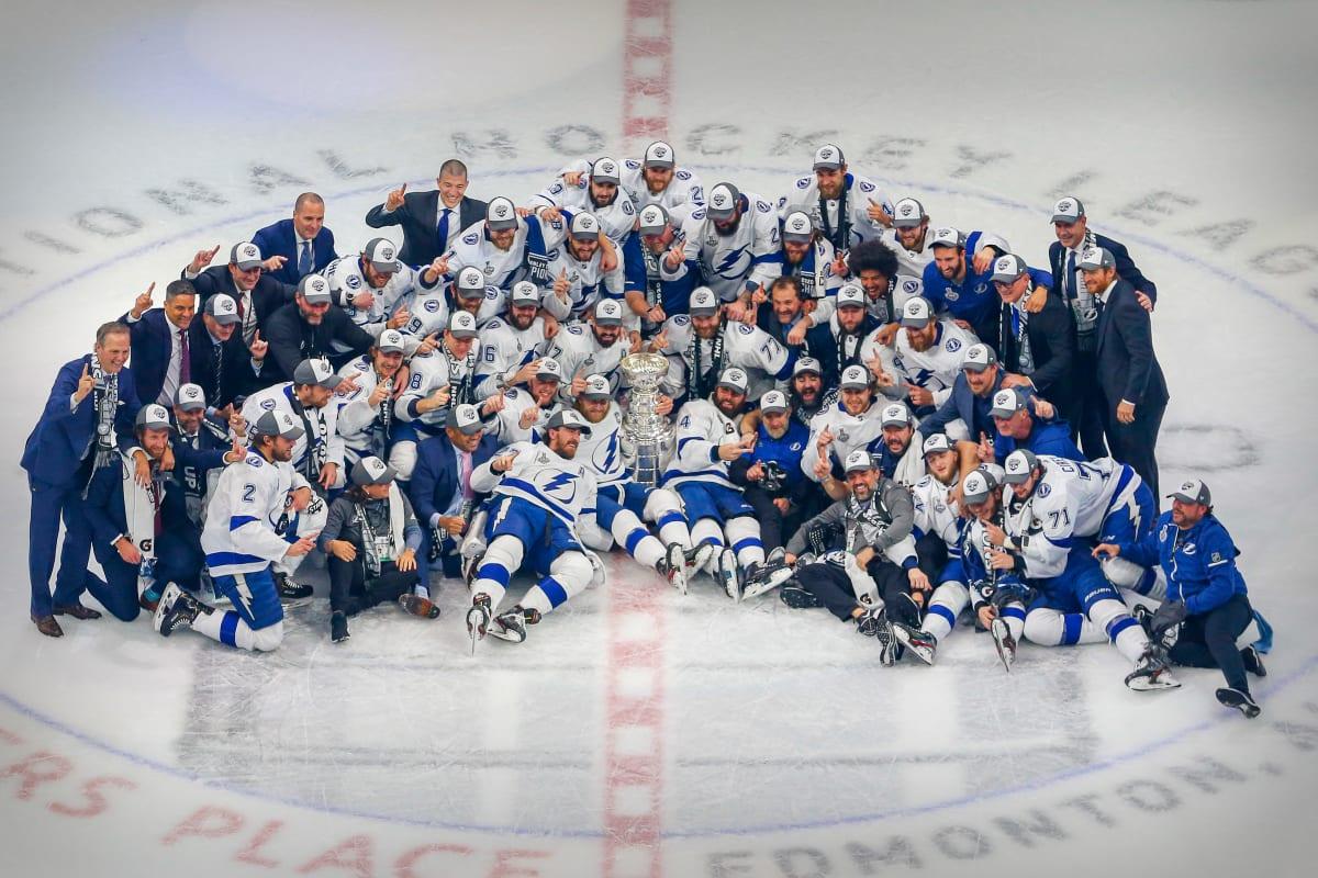 2021-22 NHL Season Preview: Tampa Bay Lightning