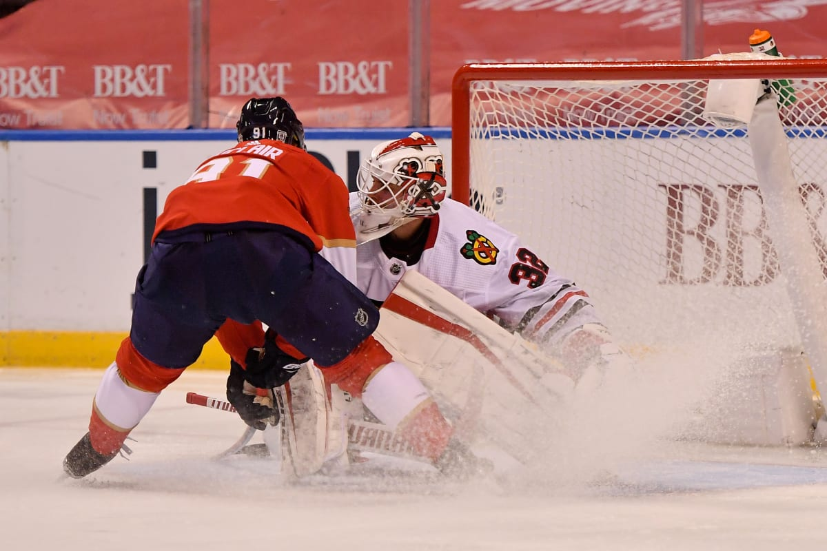 Can Kevin Lankinen Win the Blackhawks' Starting Role?