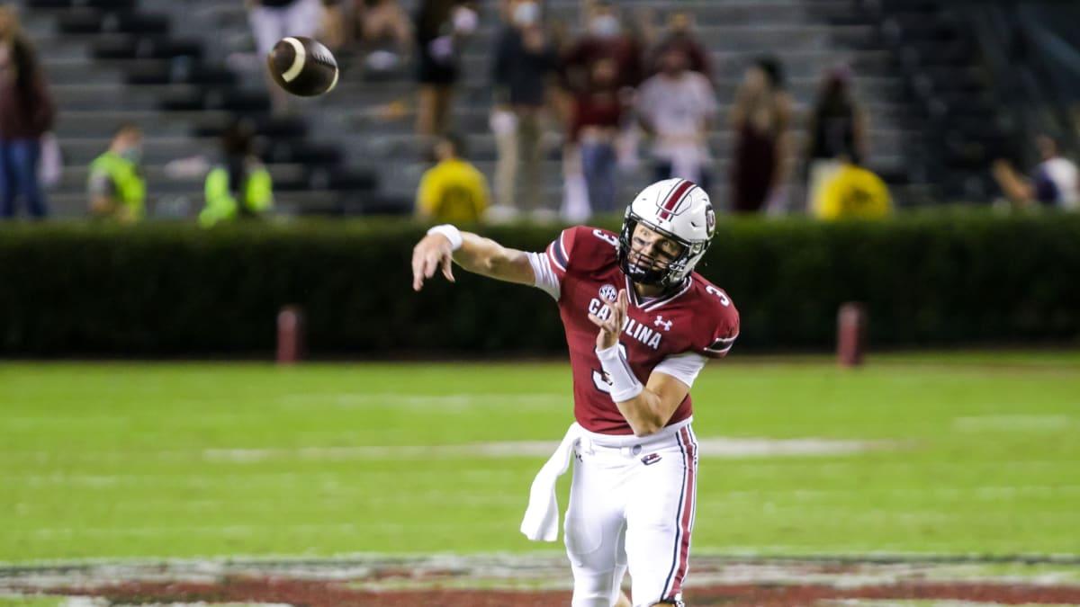 Former South Carolina Quarterback Ryan Hilinski Transfers to Northwestern