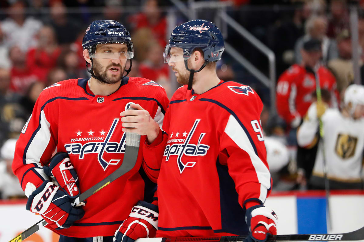 The Capitals' COVID-19 Punishment Was Harsh – But They Support It
