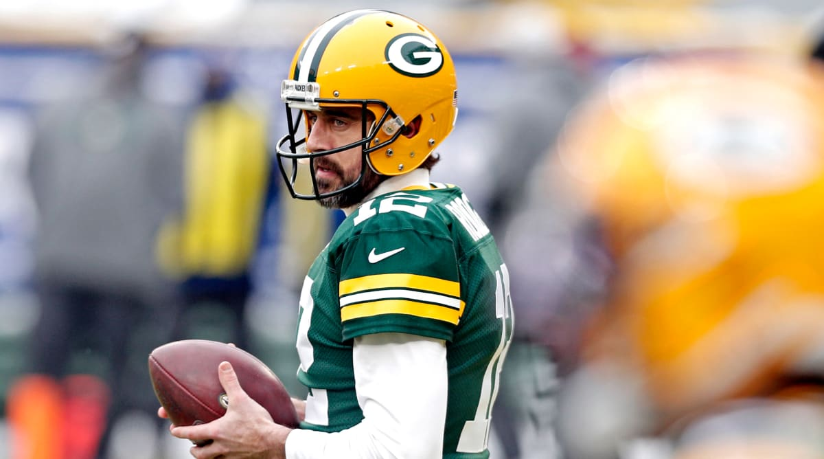 Report: Aaron Rodgers Told Packers He Does Not Want to Return