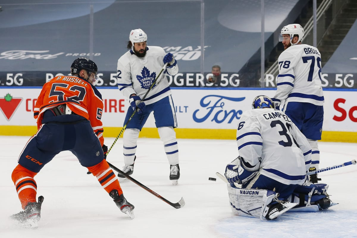Maple Leafs' Campbell Posts Shutout in Return as Opportunity Knocks
