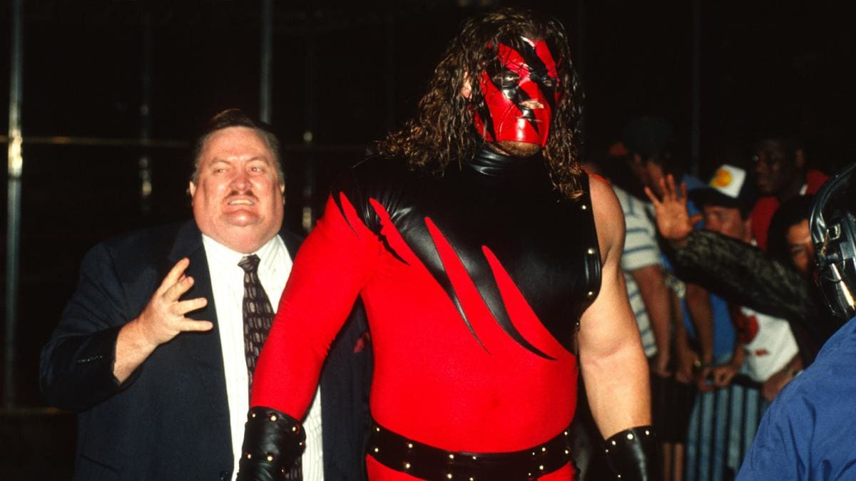 Kane Set to Be Inducted Into WWE Hall of Fame