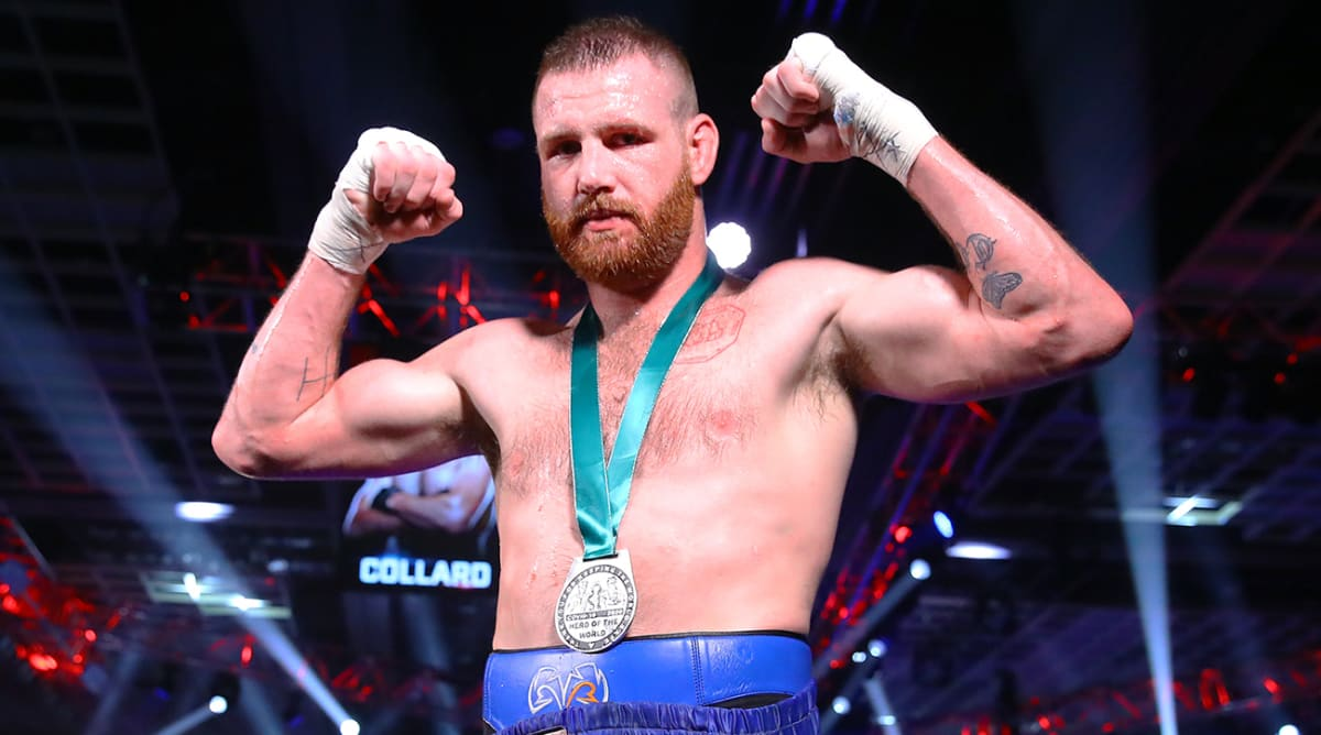 <label><a href='https://www.mvpboxing.com/news/boxing/34727/How-Former-UFC-Fighter-Clay-Collard-Became-Boxings' class='headline_anchor'>How Former UFC Fighter Clay Collard Became Boxing's Unlikely Star</a></label><br />In a year ravaged by the coronavirus pandemic, former UFC fighter Clay Collard has generated nationa