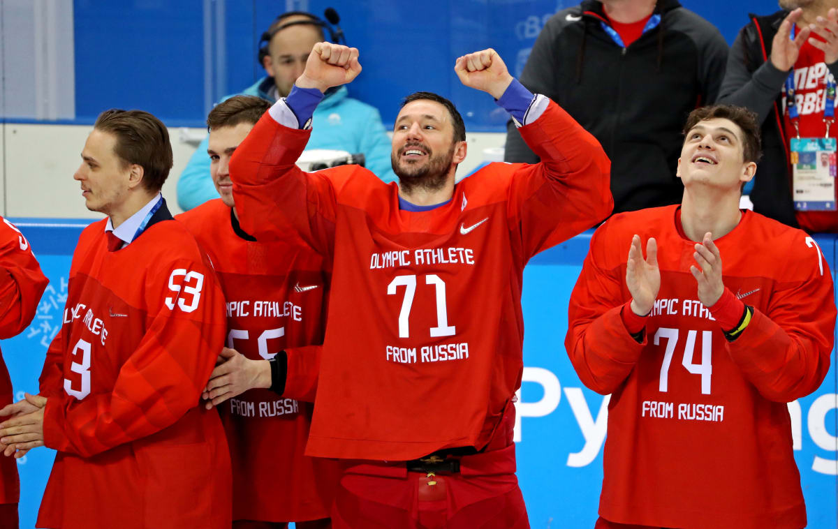 Kovalchuk Named GM of Russian Olympic Team