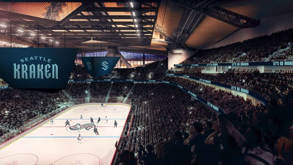Climate Pledge Arena Ready to Get Kraken for Hockey Debut