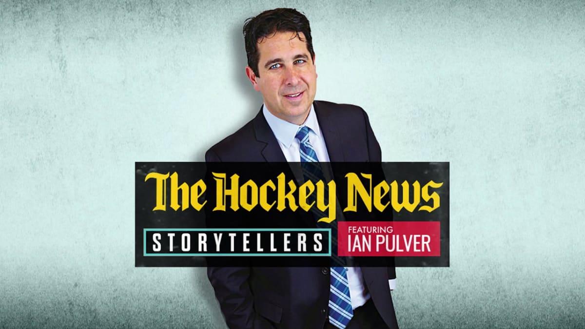 Storytellers Featuring Ian Pulver: Brian Lawton, Hockey Expert