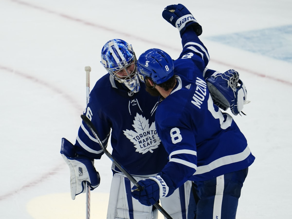 Maple Leafs' Jack Campbell's Franchise Record a Source of Joy in a Challenging Season
