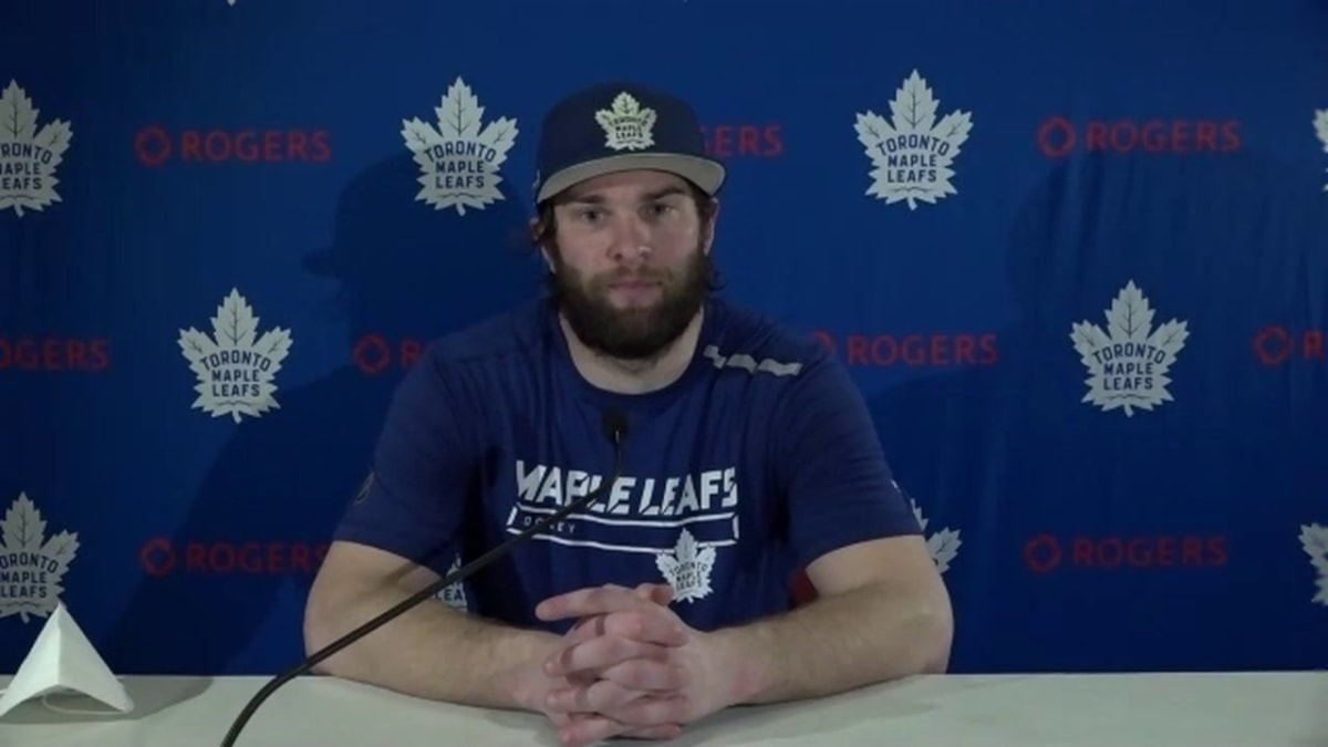 Maple Leafs' Jack Campbell: 'Pretty Embarrassed By My Effort To Be Honest'