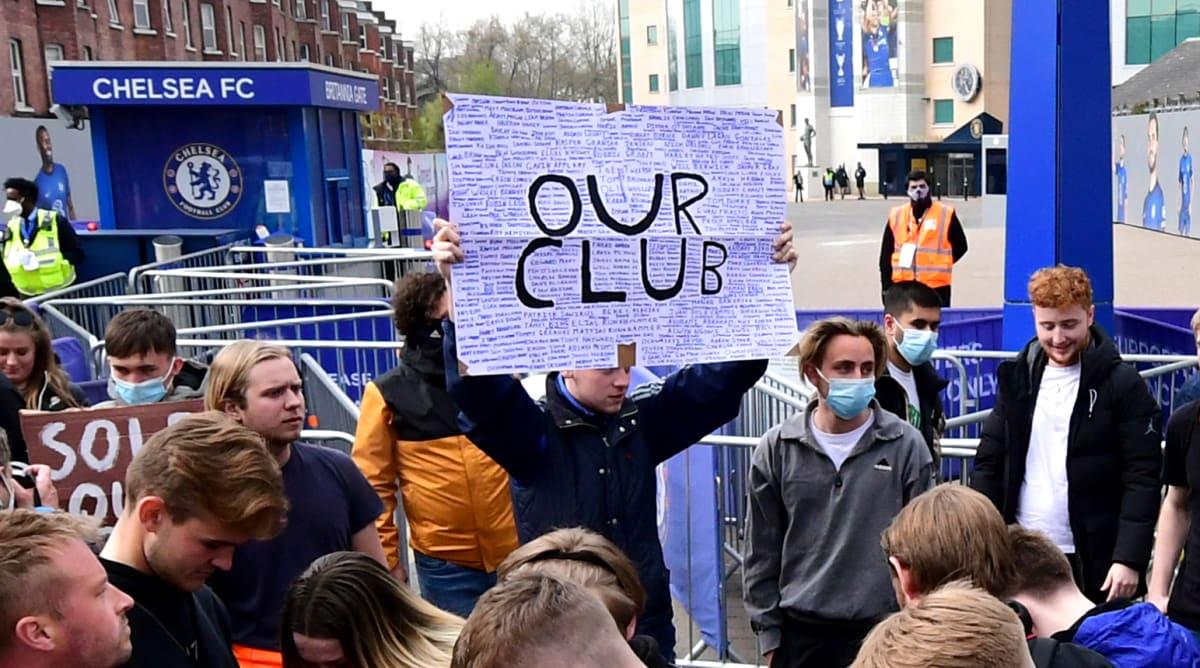 Premier League Clubs Begin Exodus From Proposed Super League