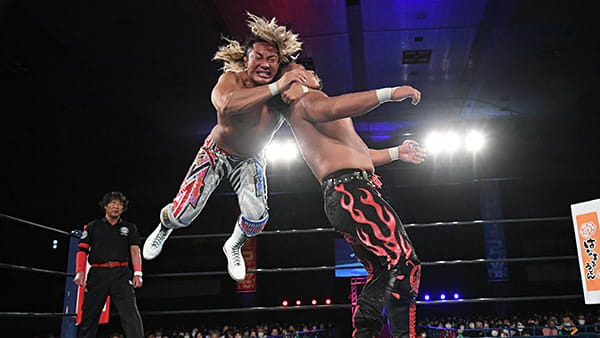 Hiroshi Tanahashi Adds Prestige to New Japan's NEVER Openweight Championship