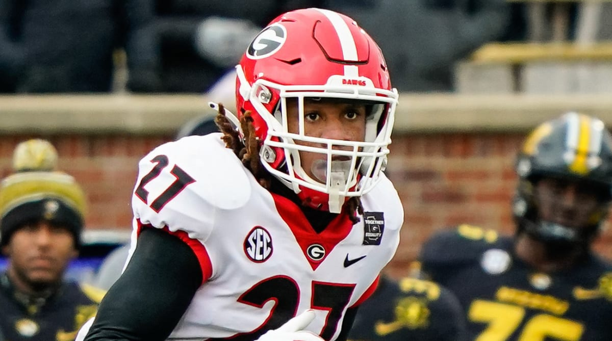 Eric Stokes Is a Potential NFL Draft Steal Hiding in Plain Sight