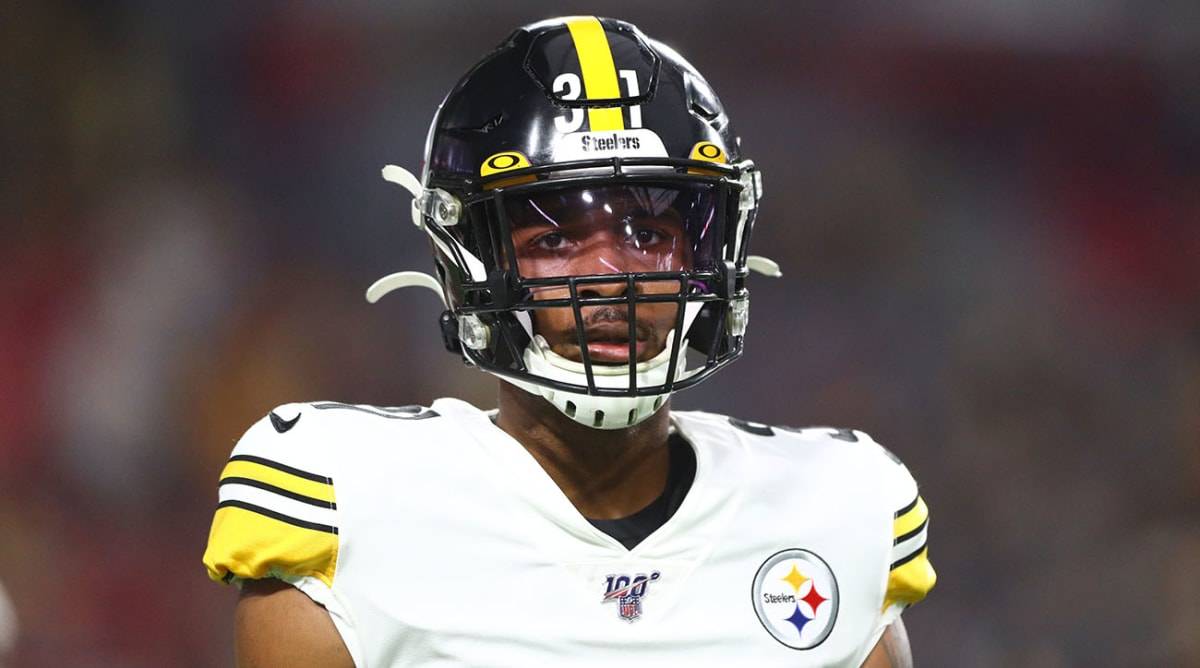 Steelers CB Justin Layne Arrested, Charged With Firearm Offense